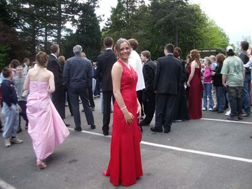 Laura's Prom 2005