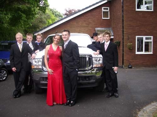 School prom 2005
