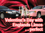 Valentines Night Limo Hire
